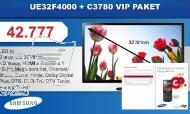 LED LCD TV Samsung UE32F4000+Poklon Samsung telefonC3780