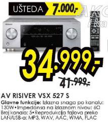 AV risiver VSX-527-S