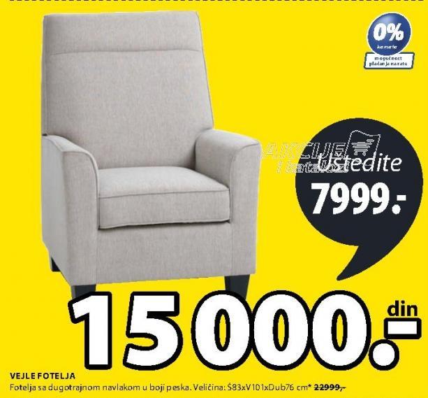 Fotelja Vejle