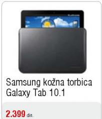 Kožna torbica Galaxy Tab 10.1