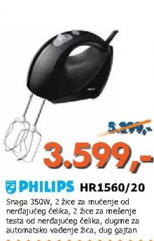 Mikser HR1560/20