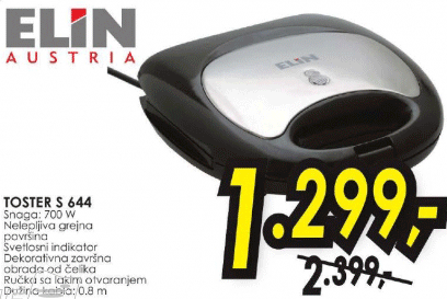 Toster S 644