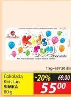 Čokolada kids fun
