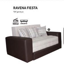 Dvosed Ravena Fiesta
