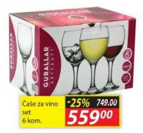 Čase za vino