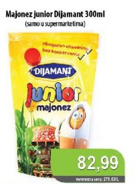Majonez Junior