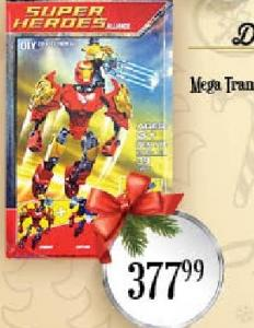 Igračka Mega transformersi