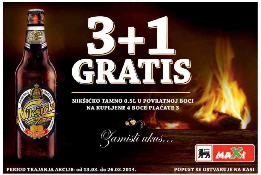 Nikšićko tamno pivo