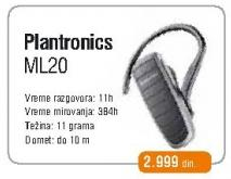 Bluetooth slušalica Ml20
