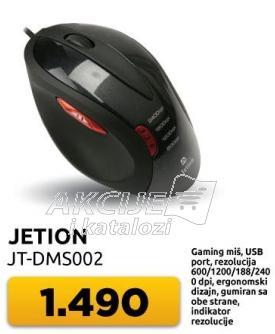 Miš Gaming Jt-Dms002