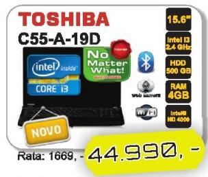 Laptop C55-A-19d