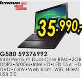 Laptop G580 59376992