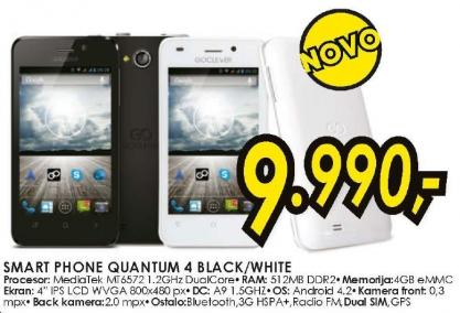 Mobilni telefon Smart Phone Quantum 4