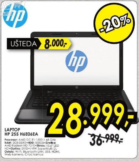 Laptop 255 H6e06ea