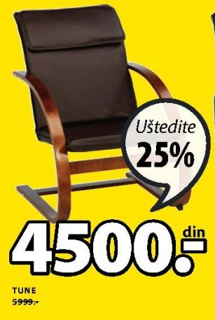 Fotelja Tune