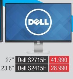 "Monitor LED 23.8"" S2415h"