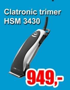 Trimer HSM 3430