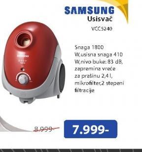 Usisivač VCC5240