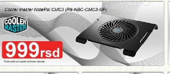 Kuler Note Paj CMC3
