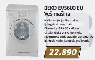 Veš mašina Ev5600 Eu