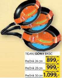 Tiganj Domy Basic 30cm