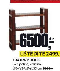 Polica Foxton