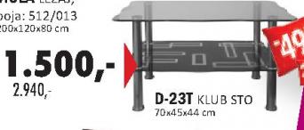 Klub sto D-23T