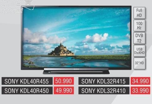 """Televizor LED 32"""" Kdl32r410"""