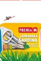 Sardina jadranska limun