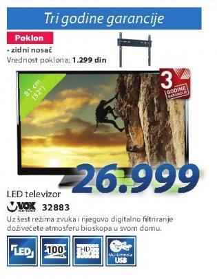 "Televizor LED 32"" 32883"