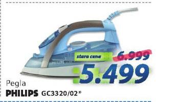 Pegla GC3320