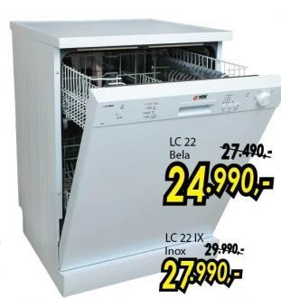 Sudomašina LC22
