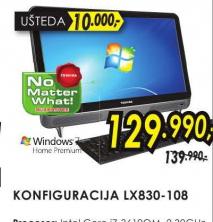 Desktop LX830-108