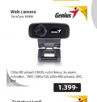 Web kamera FaceCam 1000X WEB00178