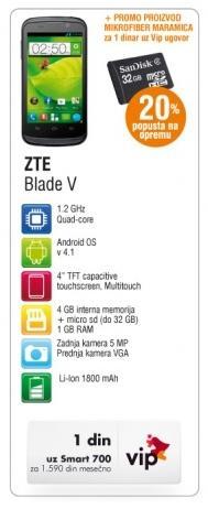 ZTE Blade V