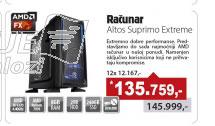 desktop računar Altos Suprimo Azdaja