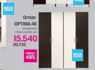 Ormar OPTIMA 4K4FO
