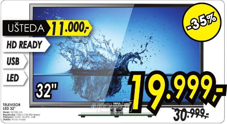 "Televizor LED 32"" Imago TV-32LE60"