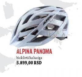 Biciklistička kaciga Alpina Panoma