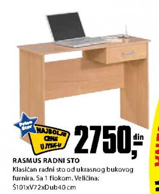 Radni sto Rasmus