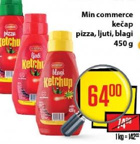 Kečap pizza