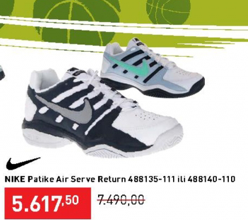 Patike Air Serve Return