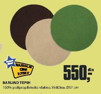 Tepih Barlind