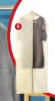 Navlaka za odeću, 60x150cm