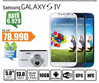 Telefon mobilni Galaxy S IV