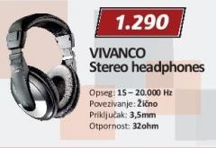 Slušalice Stereo Headphones Vivanco