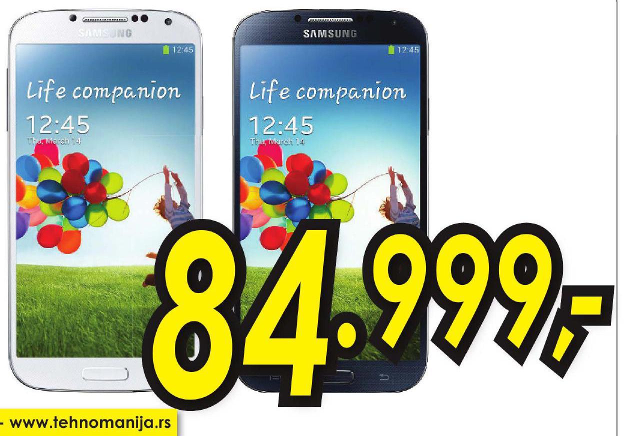 Mobilni Telefon I9505 GALAXY S IV W/B