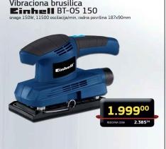 Vibraciona Bušilica BT-OS 150