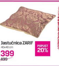 Jastučnica Zarif