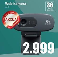 Web kamera C270